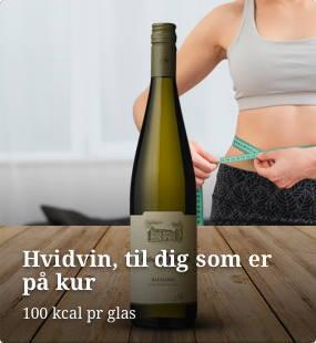 Hvidvin til slankekuren