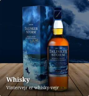 Whisky til vintertiden