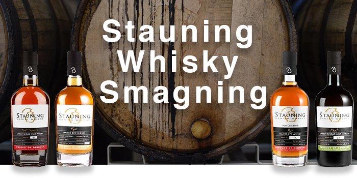 Stauning Whisky Smagning