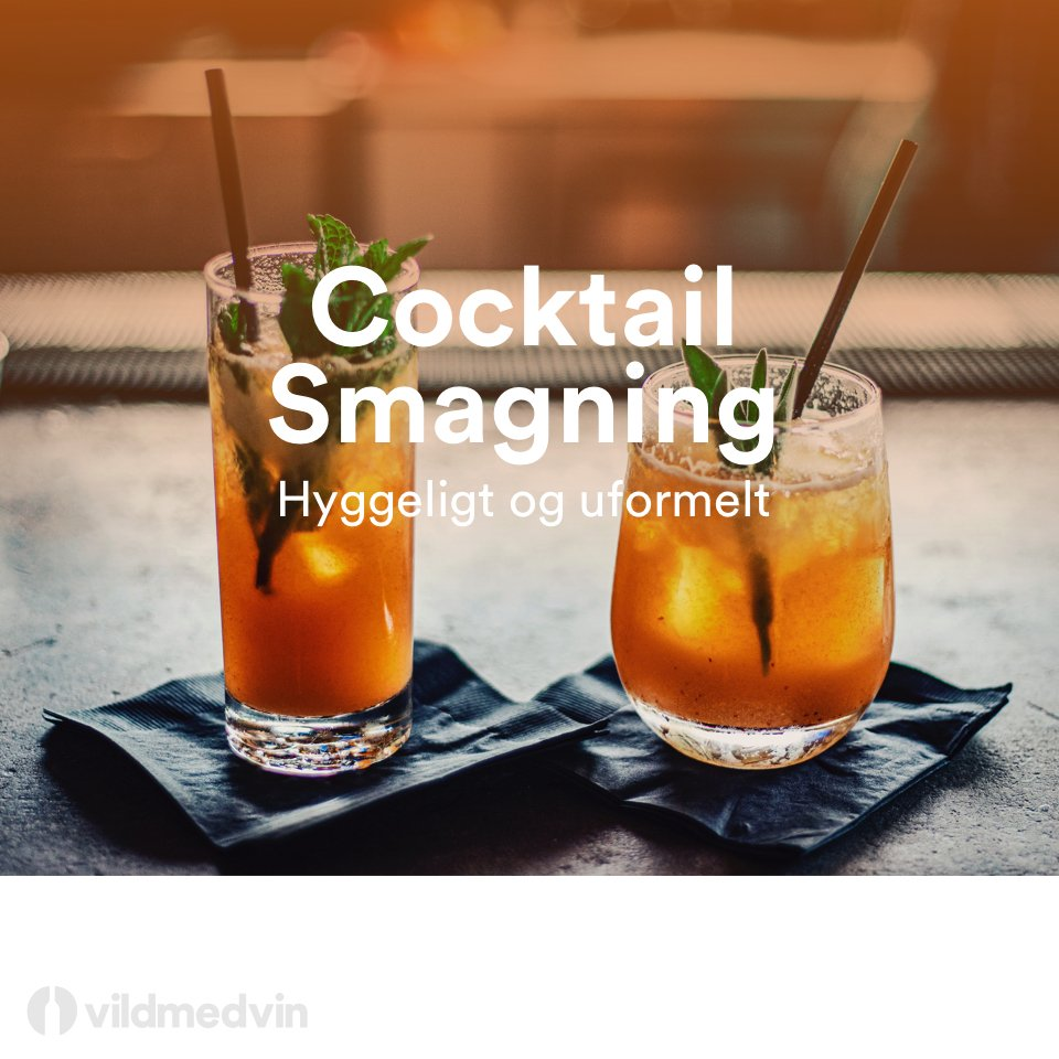 Cocktail Smagning